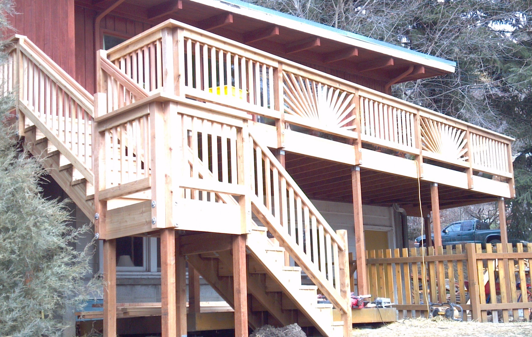 Deck Building Latah County ID